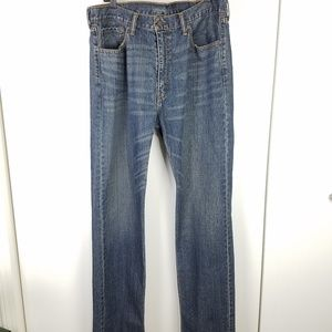 Levi's 505 men's relaxed fit jeans size 38